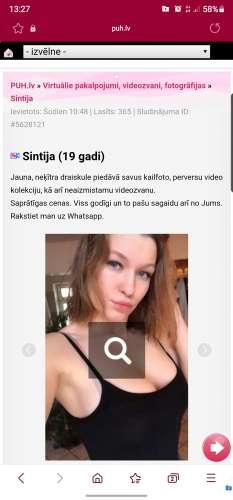 Sintija  (19 metai)